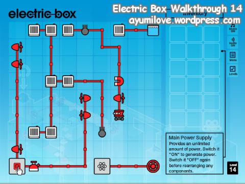 Walkthrough Electric Box