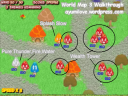 Mushroom Revolution Walkthrough World Map 3