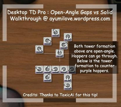 How to counter purple hopper in Desktop TD PRO