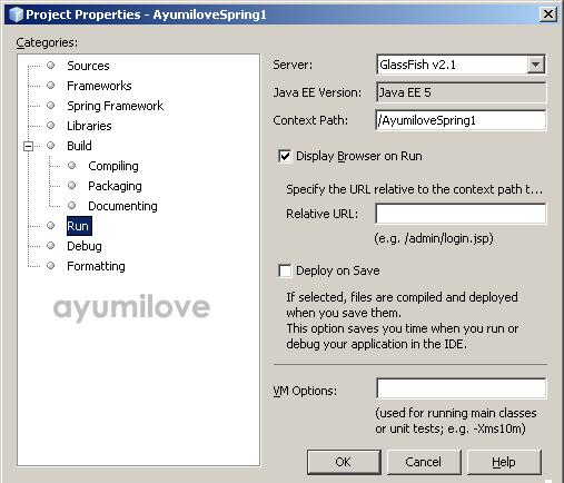 Ayumilove Develop a Spring Framework MVC Application using