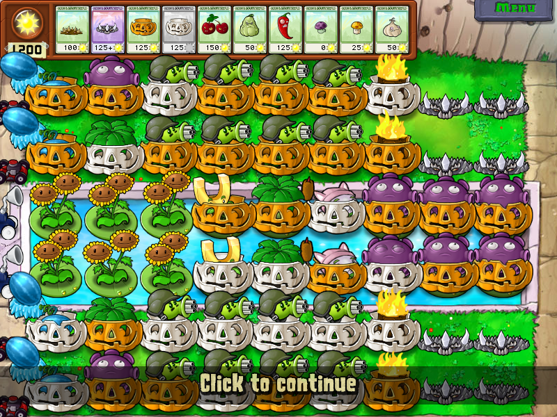 Plants vs Zombies Walkthrough Cheat Engine with In-Game