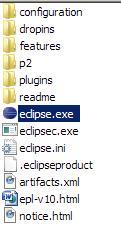 Eclipse Installation Folder