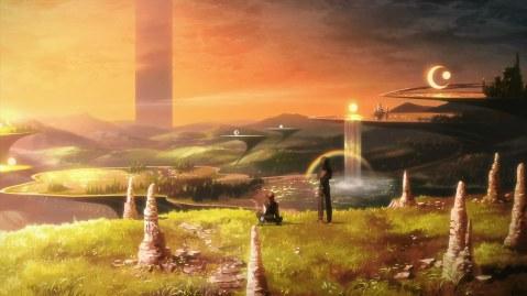 Download Sword Art Online Episode 01 English Subtitles – The World of Swords (剣の世界)