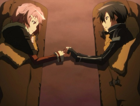 Download Sword Art Online Episode 07 English Subtitles – Warmth of Heart (心の温度)