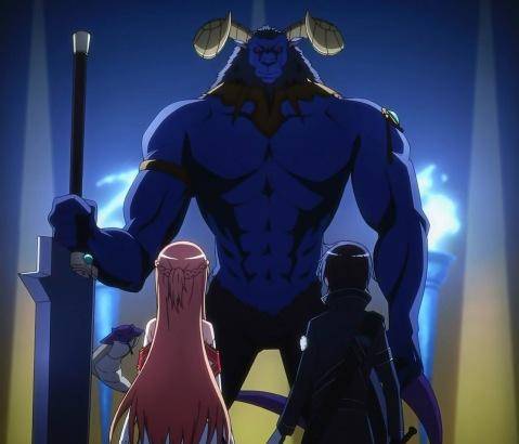 Download Sword Art Online Episode 09 English Subtitles – Blue-Eyed Demon (青眼の悪魔)