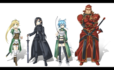 Download Sword Art Online Episode 20 English Subtitles – General of the Blazing Flames (猛炎の将)