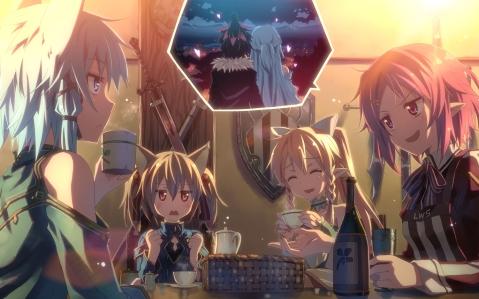 Download Sword Art Online Episode 22 English Subtitles – Grand Quest (グランド・クエスト)