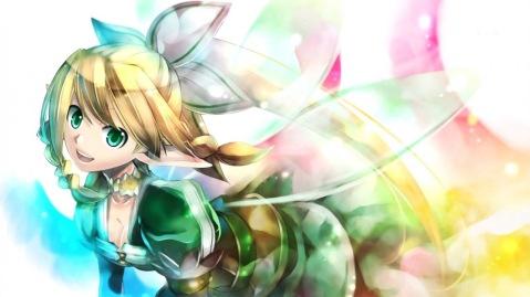 Download Sword Art Online Episode 16 English Subtitles – The Land of Fairies (妖精たちの国)