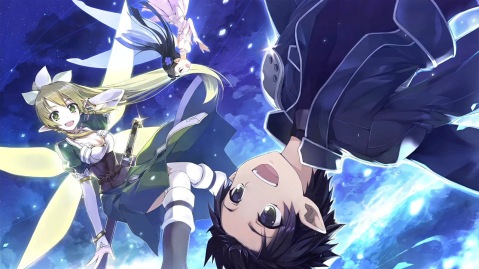 Download Sword Art Online Episode 17 English Subtitles – The Captive Queen (囚われの女王)